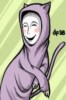 mask of indifference by dp-38