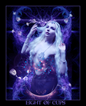 Tarot-Eight of Cups by wintersmagic