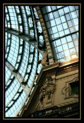 milano series 1: GALLERIA by alt-end