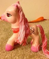 My Little Pony Support BCA by TexacoPokerKitty