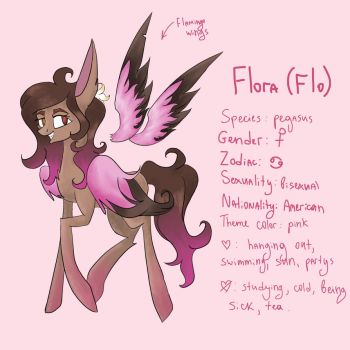 Flora Reference by mariebite787