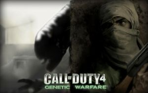Call of Duty 4 Genetic Warfare by SparticusX