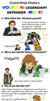 Voltron: Legendary, Awesome, Fiendish! by FrankRT