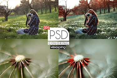 PSD Coloring 004 by vesaspring