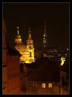 Night Prague XIX by semik
