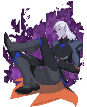 Lotor by Sideburn004