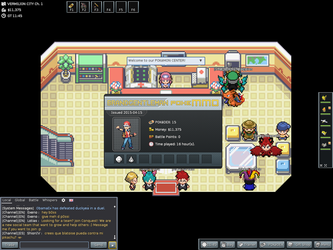 My PokeMMO ID And Such by BrandonMurphyWSG21