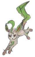 Leafeon by Hop-is-my-Hero