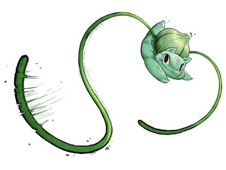 Bulbasaur. by BananaPistol