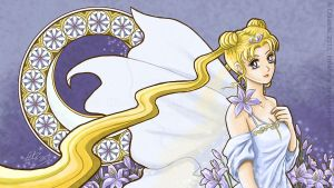 SM: Neo Queen Serenity by Chiaticle