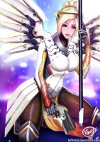 Mercy by lAffinityl
