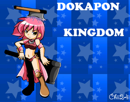 My Dokapon Character by OfficialChii24