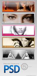 Preview Template by Delta909