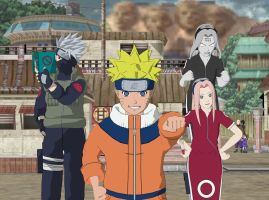 Old Team 7 by ramenlover98