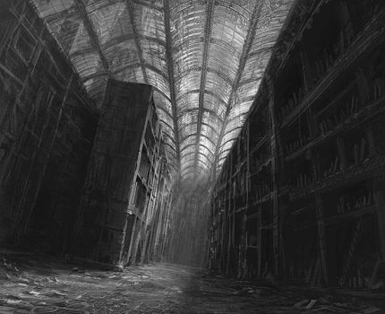 darkvaultII -2 by xeNusion