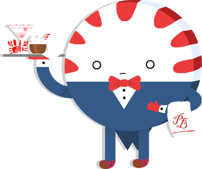 Peppermint Butler by britgorlicki