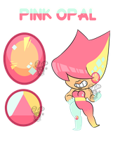 Pink Opal - OTA - CLOSED by Chobutt