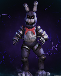 Advanced Bonnie by GamesProduction