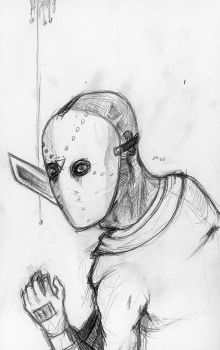 Jason Pencils by Jigmin