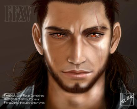 Gladiolus Amicitia by FloraxDarkshines