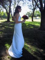 that white dress 7 by CRStock