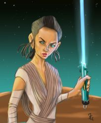 MAY THE FORCE BE WITH YOU by JCCabs