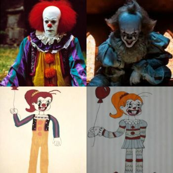 IT (MixToons Style by Taurean Smith-Partee) by Taureansmithpartee