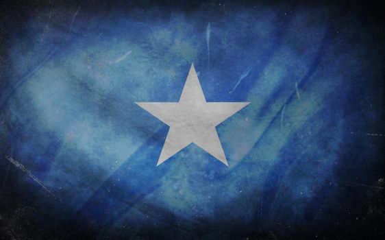 Flag of Somalia by arj-89