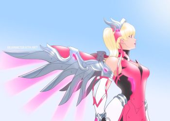 Pink Mercy by Hypergon
