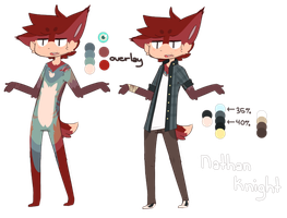 Nathan Knight by sylveonprince