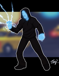 Electro by JoeMDavis