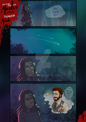 Flying Star - HTGAWM fancomic - Michaela by Mokolat