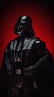 The Dark Lord of the Sith by The-Fat-Corgi