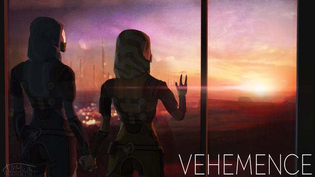 The Aurora Prophecy | 07 | Vehemence by modsoft