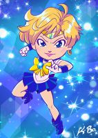 Sailor Uranus by K-Bo. by kevinbolk