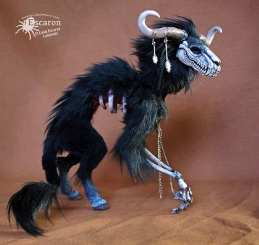 The Reaper- Artdoll by Escaron