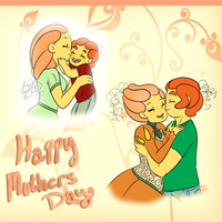 Happy Mothers Day by MissPomp