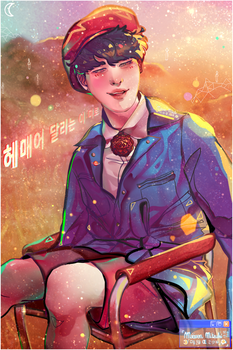 JIMIN_YOUNG FOREVER-NIGHT. - #HAPPYJIMINDAY by MaewenMitzuki