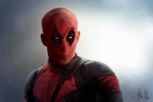 The LivingDeadpool by Lasse17