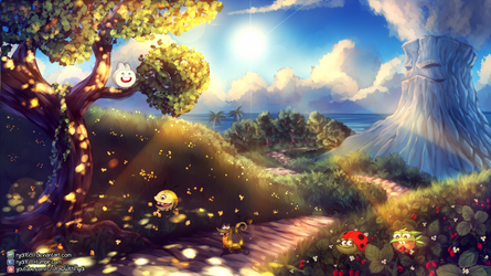 Best Fiends - Coming home by rydi1689