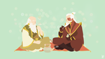 ~Leaves From The Vine~ | Iroh and Zuko by PikaPika51