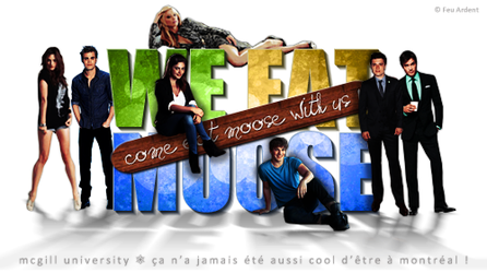 WE EAT MOOSE Support Banner Version 2 by FeuArdent