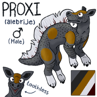 RefSheet Proxi by 0-COCKER-0