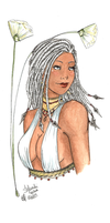 Isfanihi by Songes-et-crayons