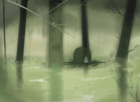 Dead Swamp by Seraphic-charm