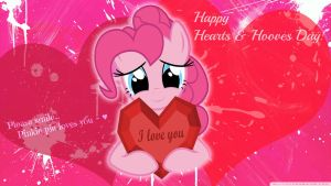 Pinkie pie in Hearts and Hooves by Hatsunepie