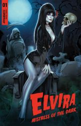 Elvira, Mistress of The Dark 1 by Elias-Chatzoudis
