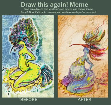 Meme  Before And After By Bampire by mooo-o