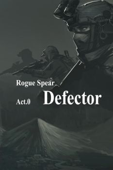 rogue spear act 0 Defector by MACCOLA