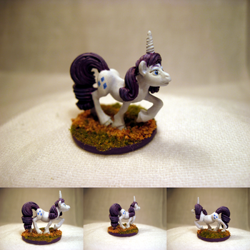 Table-Top Mini: Rarity by NPCtendo